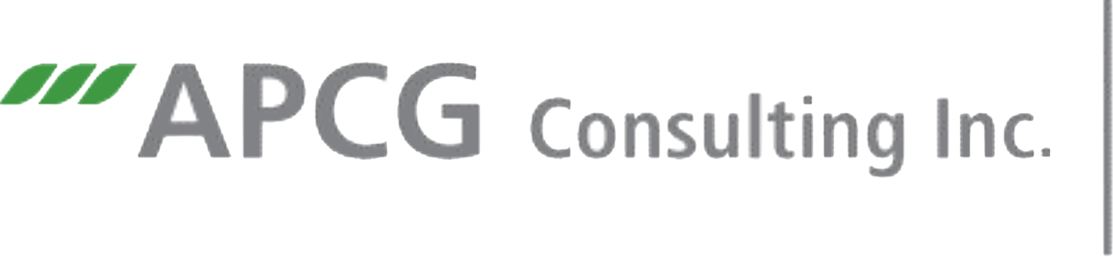 APCG Consulting Inc.